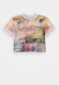 Jaded London - WITH CONTRAST FONT SCENIC PRINT - T-shirts med print - multi - 5