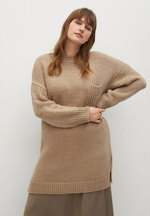 MARIELLE - Jumper - light brown