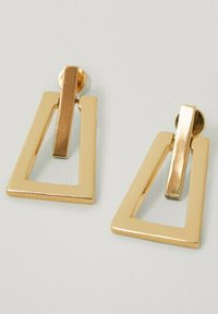 Massimo Dutti - Earrings - gold - 2