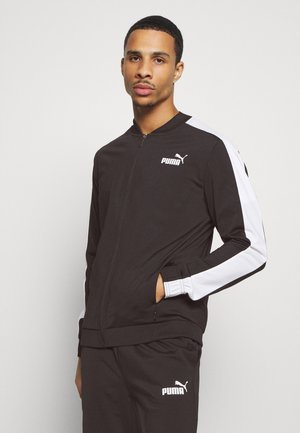 BASEBALL TRACKSUIT - Survêtement - black