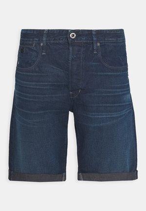 LOIC - Denim shorts - denim marine blue