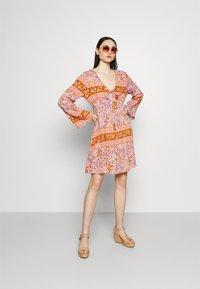 Vila - VICITY FESTIVAL DRESS - Day dress - lavender - 1