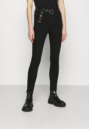 ONLOPTION LIFE SUPER - Jeans Skinny Fit - black