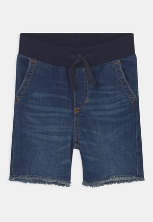 TODDLER - Denim shorts - dark wash indigo