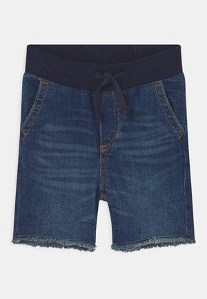 TODDLER - Szorty jeansowe - dark wash indigo
