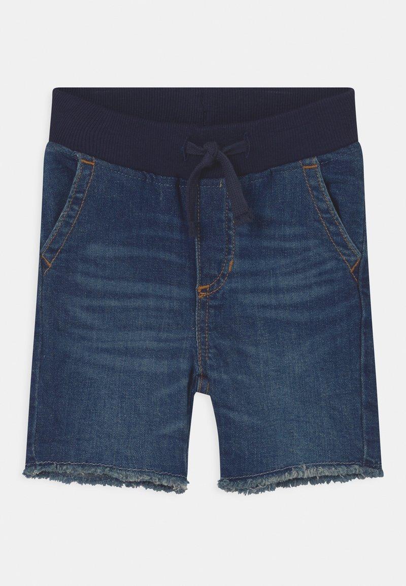 GAP - TODDLER - Denim shorts - dark wash indigo