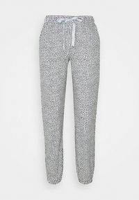 MIX MATCH TROUSERS - Pyjama bottoms - blue
