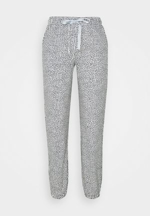 MIX MATCH TROUSERS - Pyjamahousut/-shortsit - blue