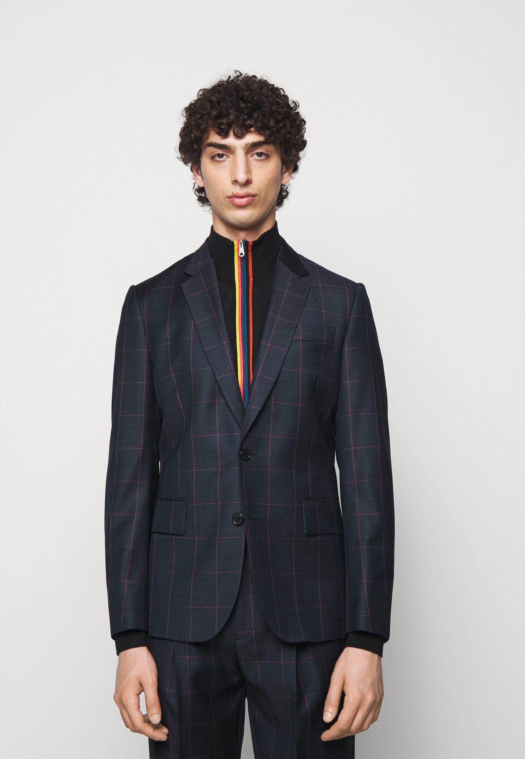 Men GENTS TAILORED FIT JACKET - Suit jacket