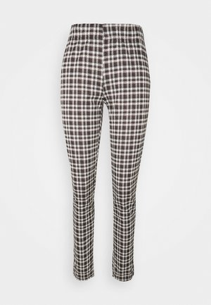 PCSILVIA PANT - Kalhoty - mole