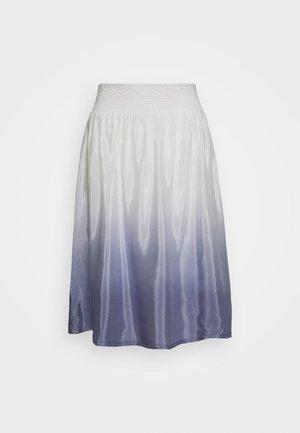 SANNE - Áčková sukně - purple impression