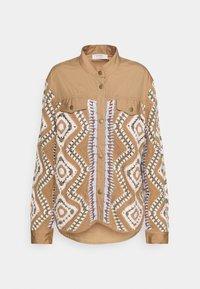 Cream - ISOLDE JACKET - Summer jacket - tannin - 0