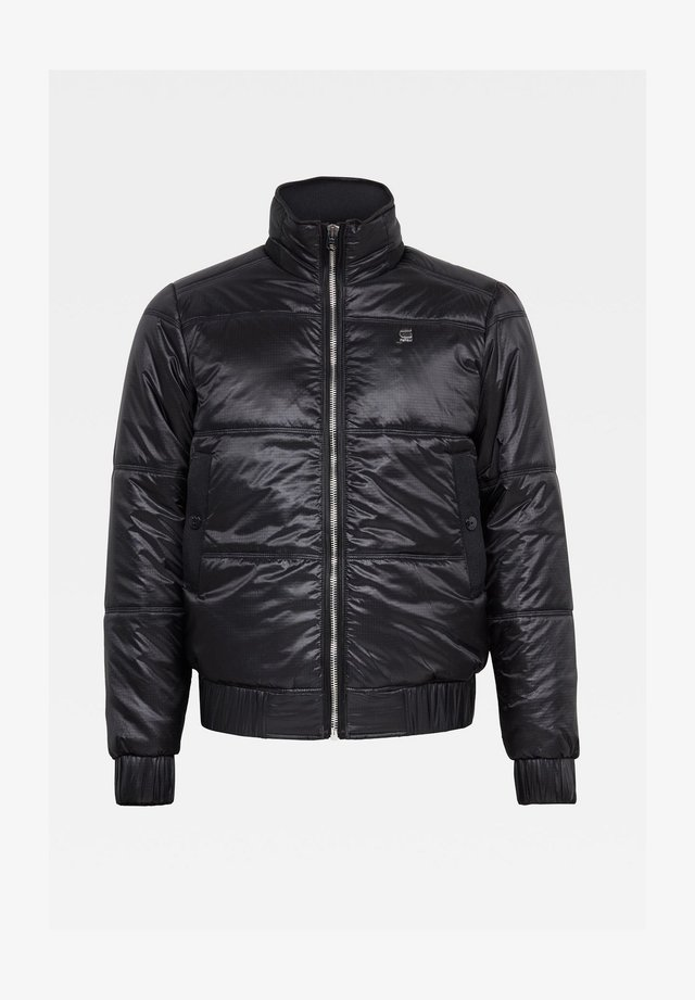 Winter jacket - dk black