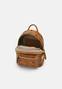 MCM - STARK BACKPACK MINI - Sports bag - cognac - 2