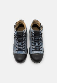 Yellow Cab - INDUSTRIAL - Šněrovací kotníkové boty - yeans - 3