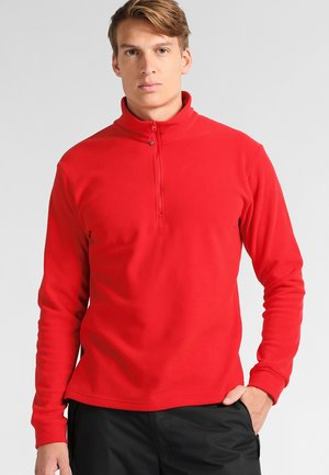 MAN - Fleece jumper - ferrari