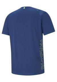 Puma - COOL  - Print T-shirt - elektro blue - 4