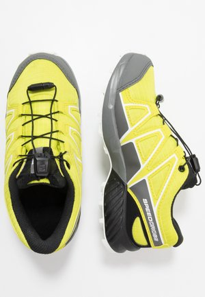 SPEEDCROSS CSWP - Hiking shoes - evening primrose/quiet shade/black
