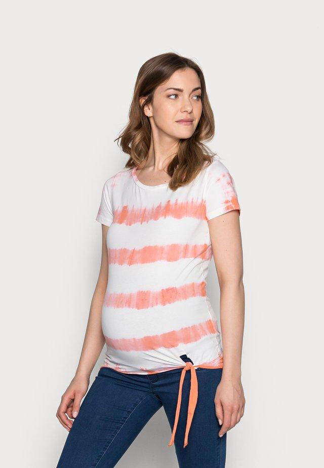 MLHAVANA - T-shirt print - georgia peach