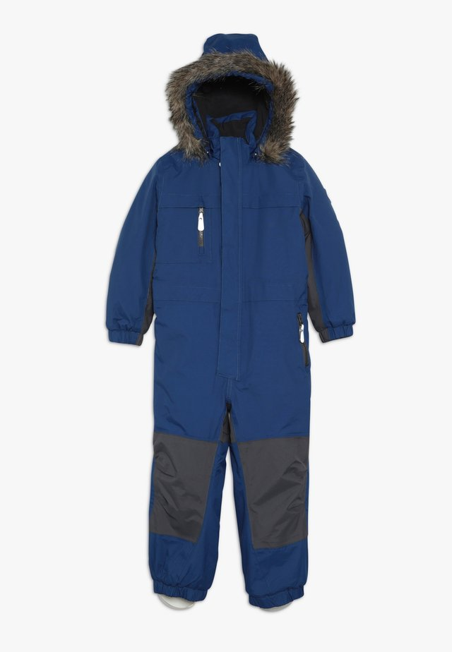 KITO PADDED - Snowsuit - estate blue