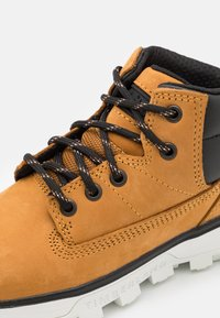 Timberland - TREELINE UNISEX - Lace-up ankle boots - wheat - 5