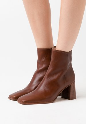 AGATA  - Bottines - tan