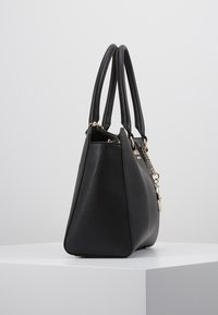 Guess - ALMA SOCIETY SATCHEL - Handbag - black - 3