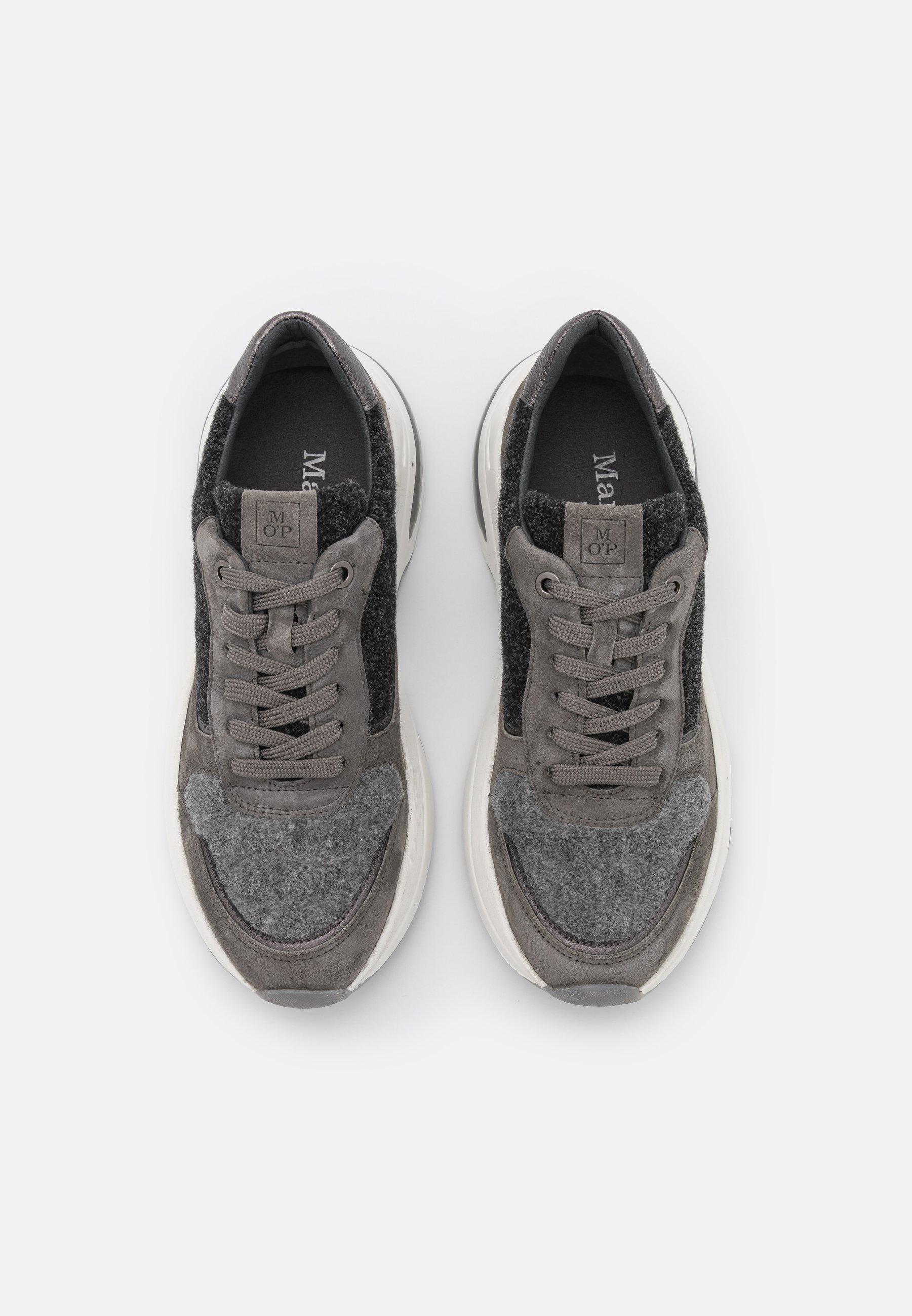 Donna MARINA  - Sneakers basse - dark grey