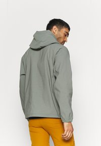 The North Face - PRINTED CLASS FANORAK - Windbreaker - agave green - 2