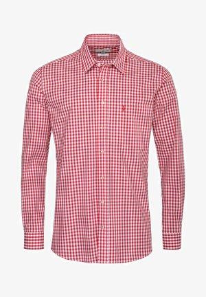 VEITH REGULAR FIT - Shirt - rot