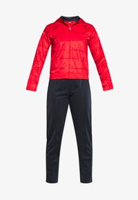 Champion - HOODED FULL ZIP SUIT - Chándal - red - 7