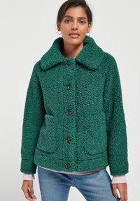 Next - Fleece jacket - green - 0