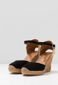Kurt Geiger London - MONTY - High heeled sandals - black - 4