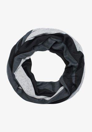 Snood - hellgrau grau schwarz