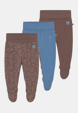 BABY COZY ICE AGE 3 PACK - Trousers - multi-coloured