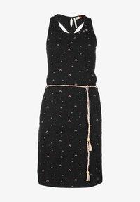 Ragwear - INFINY - Jersey dress - black - 0