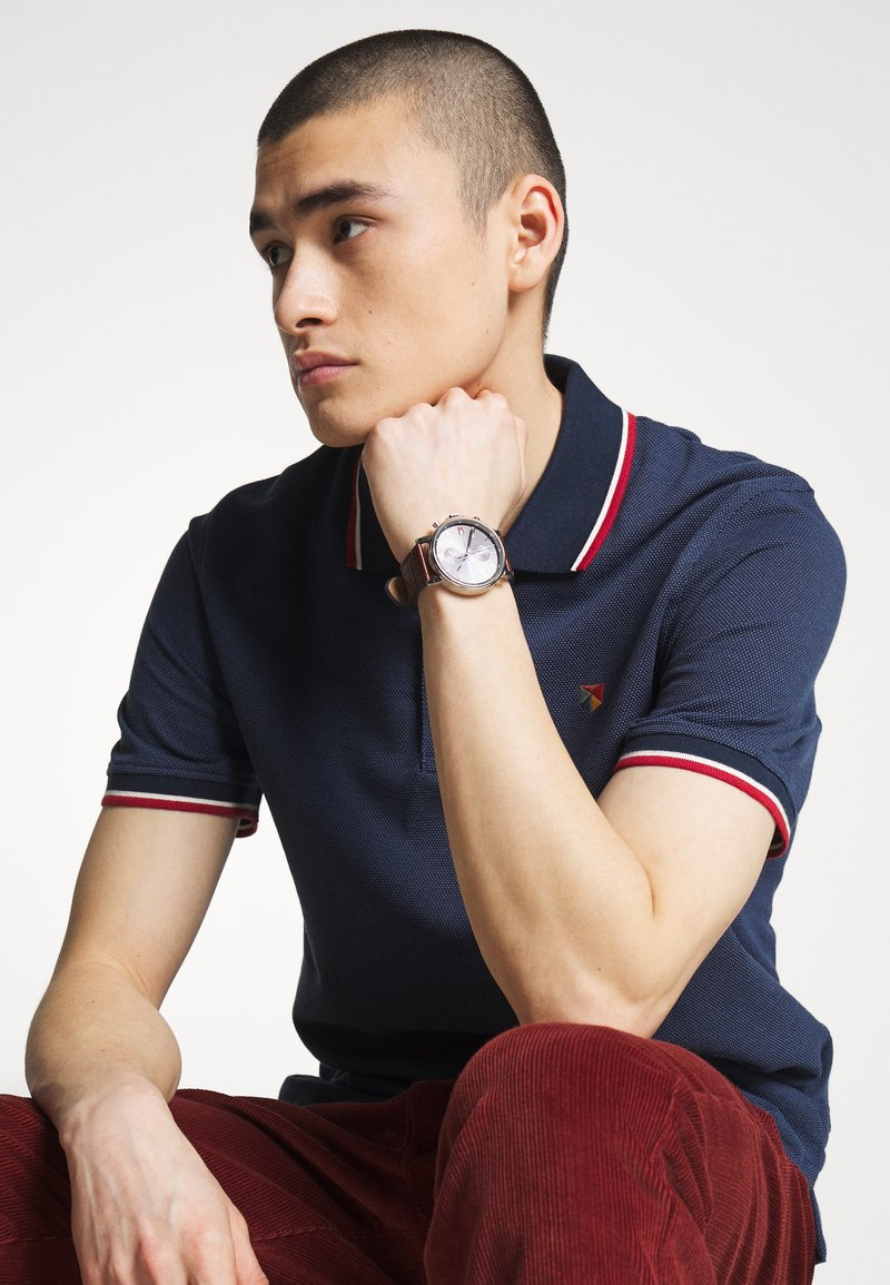 Tommy Hilfiger - DANIEL - Watch - braun