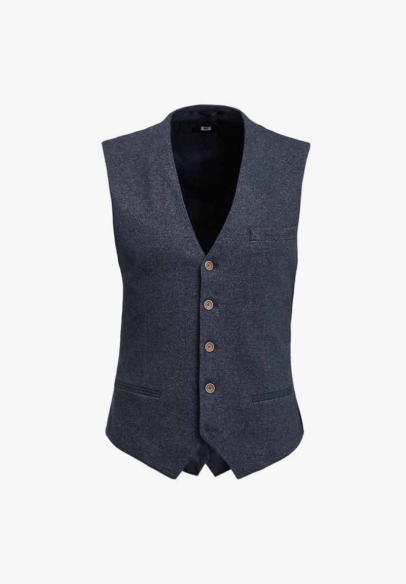 WE Fashion - Gilet elegante - dark blue
