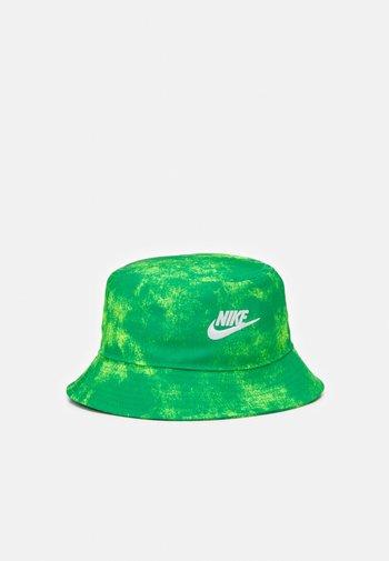 BUCKET FUTURA TIE DYE UNISEX  - Hat - green/light green