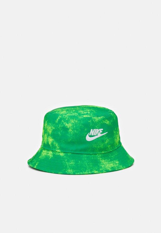 BUCKET FUTURA TIE DYE UNISEX  - Hoed - green/light green