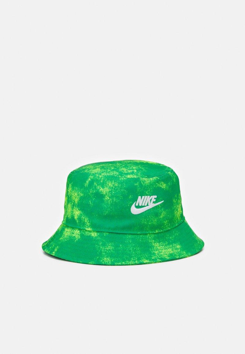 Nike Sportswear - BUCKET FUTURA TIE DYE UNISEX  - Cappello - green/light green