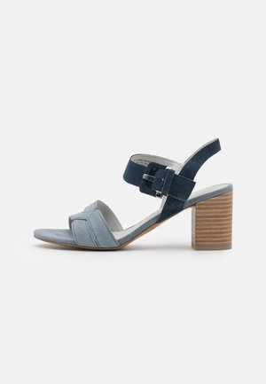 Sandały - steel