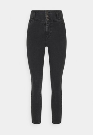 UTILITY MILE HIGH ANKLE - Jeansy Skinny Fit - what the heck