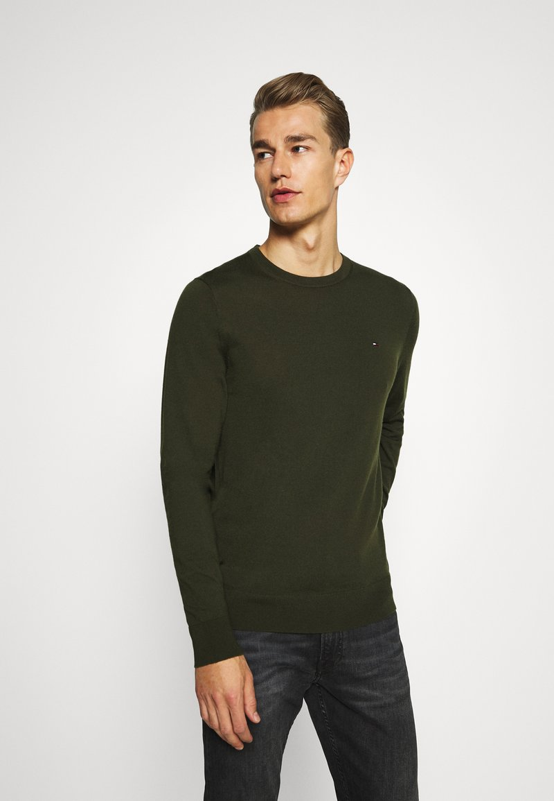 Tommy Hilfiger Tailored - Maglione - green