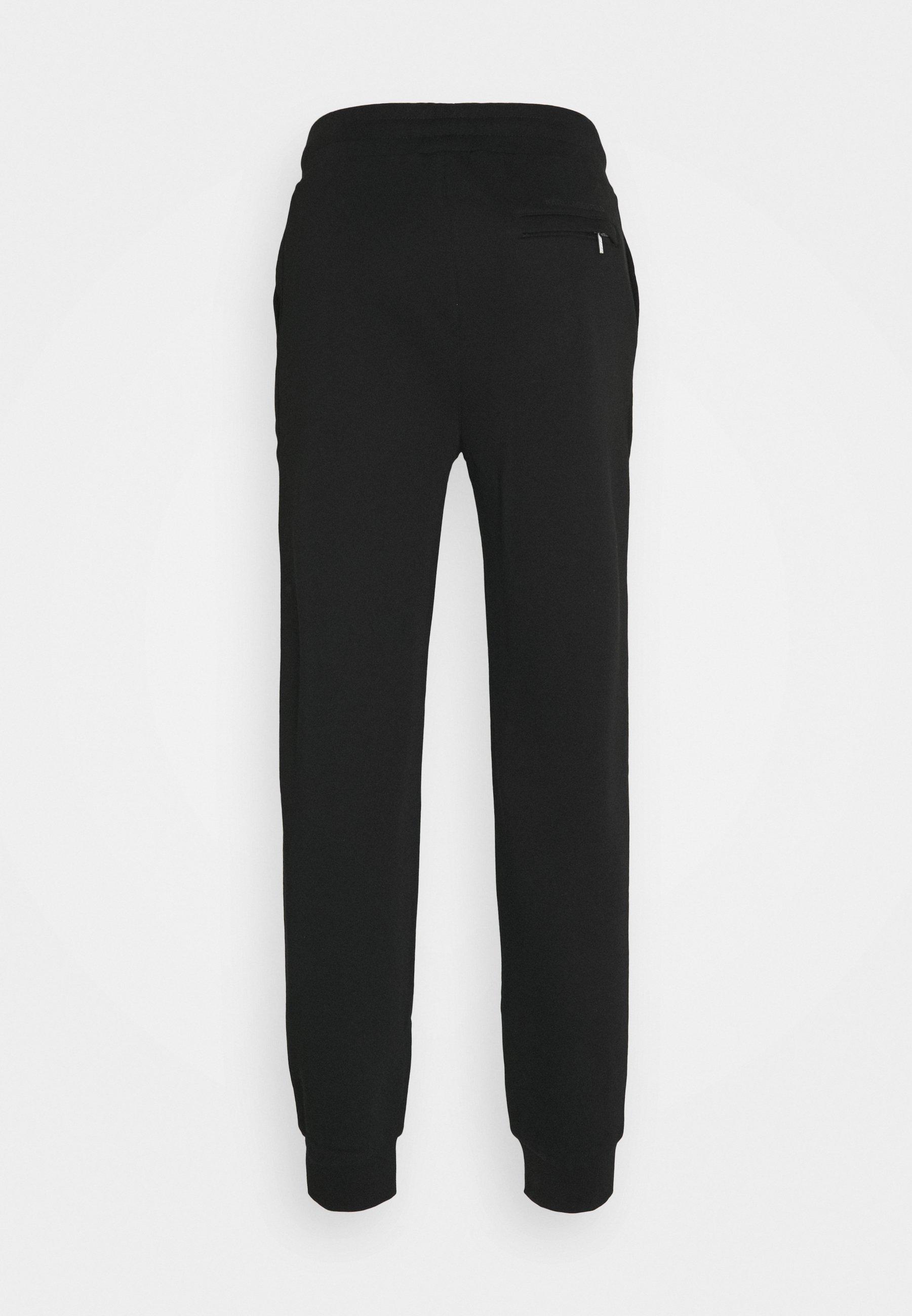 Karl Lagerfeld Pants - Jogginghose Black