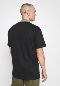 Vans - OFF THE WALL CLASSIC - T-shirt basic - black - 2