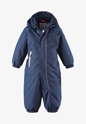 PUHURI - Snowsuit - navy