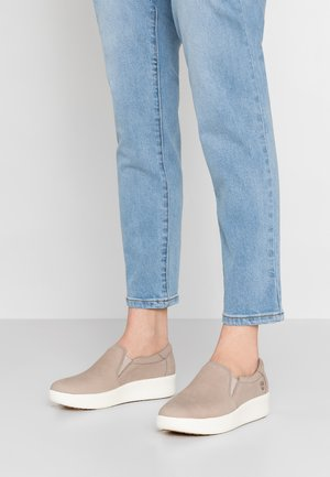 BERLIN PARK - Slipper - light beige