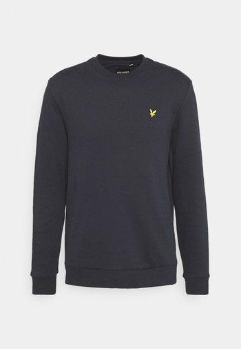 RIPSTOP PANEL - Sweatshirt - dark navy