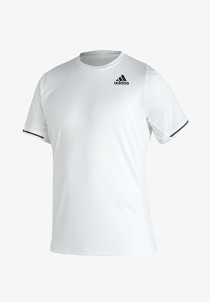 TENNIS FREELIFT T-SHIRT - T-Shirt print - white